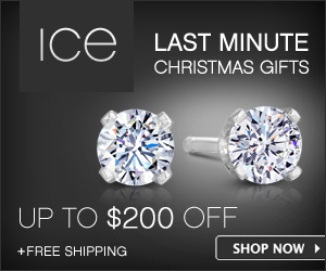 Last Minute Gifts  - Save up to $200 at Ice