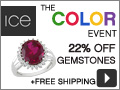Ice Color Event: Get 22% Off Gemstone Jewelry + Free Shipping! Dec 9-13 Only